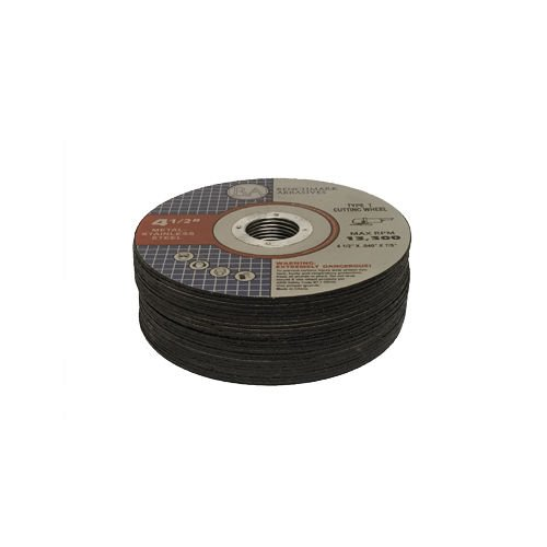 50 Pack - 4.5''x.040''x7/8'' Quality Thin Cut Off Wheels Metal & Stainless Steel