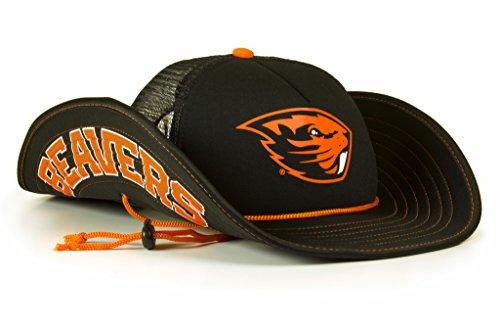 Cowbucker Oregon State Beavers Stealth Mode Beaver Bucker Hat | Officially Licensed