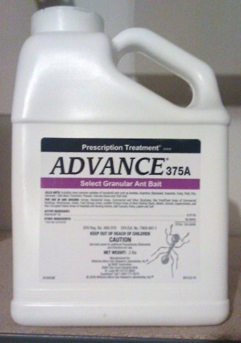 Prescription Treatments Advance 375A Select Ant Bait (2_Pound)