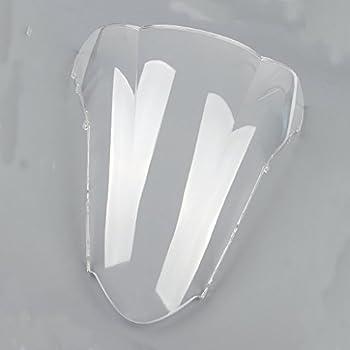 Windscreen Windshield Double Bubble For Honda ST1300 2003-2012 04 05 10 11 Clear