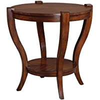Uttermost Bergman End Table