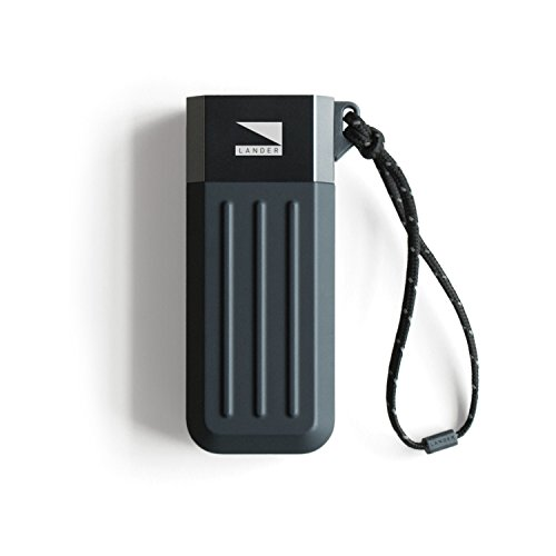 Lander   Cascade Portable Power Bank  Untethered Power To Keep The Adventure Going  5200 Mah