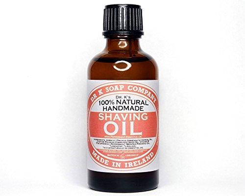 Dr K Soap Company Shaving Oil - 50 Ml