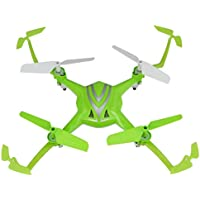 Creative Sourcing International RIV-A5GR Rc Stunt Quad Green Green Toys