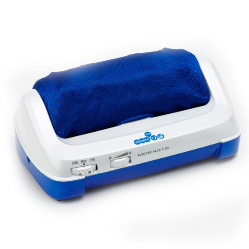 再集計電信処理するアルインコ【フットマッサージャー】モミっくすプチリラ (ブルー) MCR4312BU
