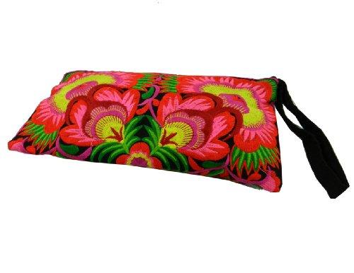Sac pour BenThai Rose Products Femme s menotte multicolore qPvHxS6S4w
