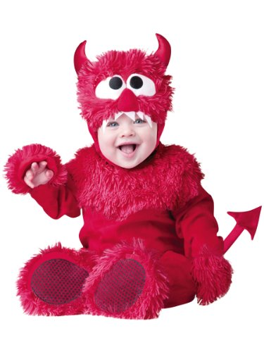 Lil Devil Costume - Infant X-Small (Baby Devil Costume)