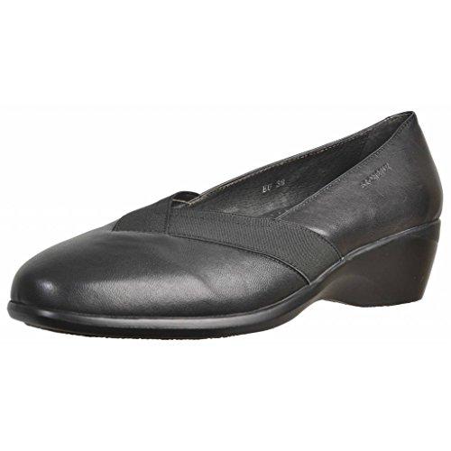 bailarina color para modelo STONEFLY Mujer Bailarina STONEFLY marca Para Zapatos Zapatos 4 Negro Negro LICIA mujer Negro fU4wdqfxS