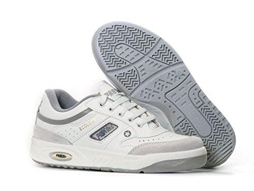 Paredes DP102 BL45 Ecologico Chaussures de travail O1 Taille 45 Blanc