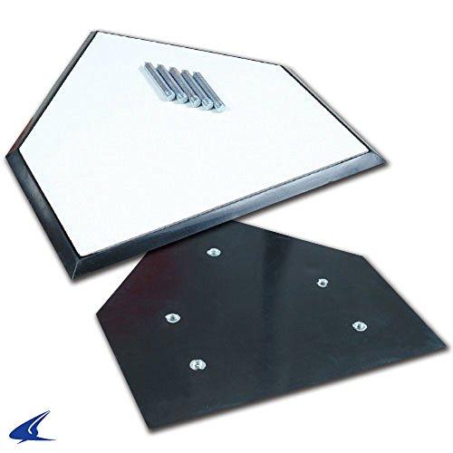 Champro SAV-A-LEG Home Plate PRO BASEBALL SOFTBALL OFFICIAL SIZE by CHAMPRO