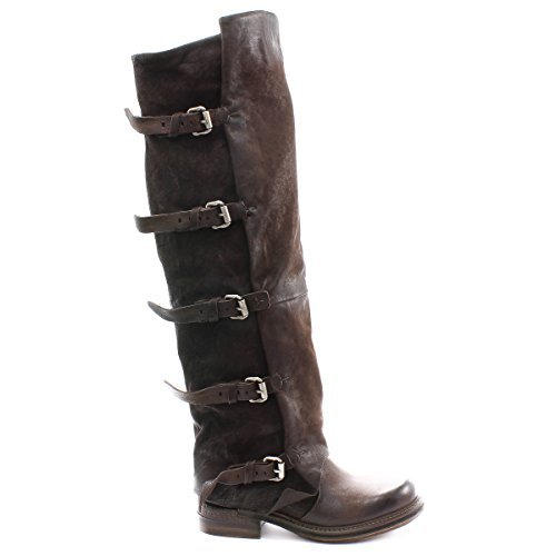 As98 Stiefel Bercy 709328-101 Choco Airstep As98 Choco