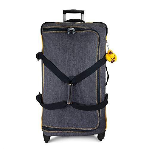 Kipling Cyrah Large Rolling Luggage Extreme Block