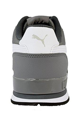 Sneakers In Grigio Runner Tela Puma St Scarpe Uomo 366811 02 Xqzwy1p xC6gw