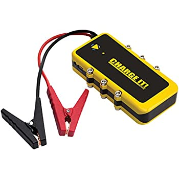 CHARGE IT! PP15 15000mAh Lithium Micro Jump Starter