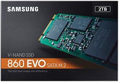 Samsung Mz N6e2t0bw 860 Evo M 2 2tb Sata M 2 Internal Computers Accessories