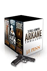 ARKANE Thriller Box-Set: Pentecost, Prophecy and Exodus (English Edition)