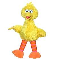 Sesame Street C22230920 Playskool Friends Big Bird Mini Plush Toy