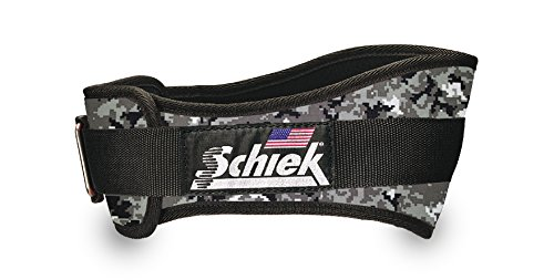 Schiek 2004 Digi Camo Lifting Belt