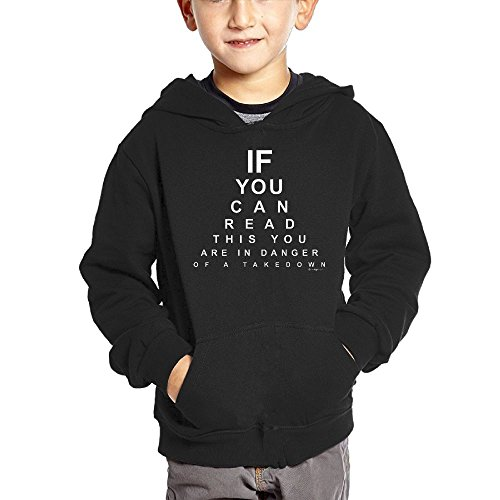 BlackRed Wrestling Sports Kids Long Sleeve Sweater 4 Toddler Black Unisex by BlackRed