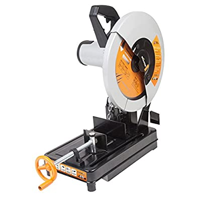 Evolution Power Tools RAGE2 Multi Purpose Cutting Chop Saw, 14-Inch