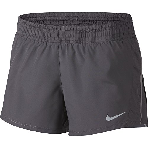 Atmosphere Nike W Mujer 10k Nk Multicolor gunsmoke Short Wolf Grey 70xr7gwq
