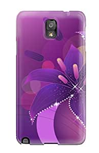 Tough Galaxy EcppbeL8600jtCUh Case Cover/ Case For Galaxy Note 3(flower S ) by icecream design