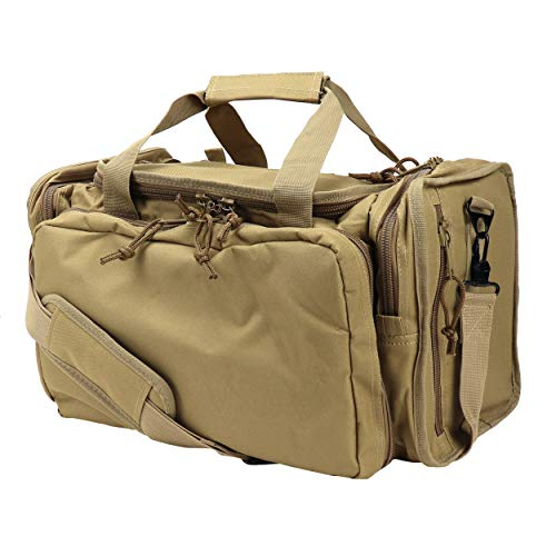OSAGE RIVER Tactical Range Bag for Handguns and Hunting