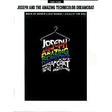 Joseph and the Amazing Technicolor Dreamcoat Songbook