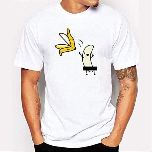 Qier T Shirt Homme Tee-Shirt I…