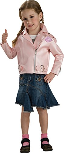 Costumes For All Occasions RU883265TS Harley Davidson Pnk Jckt Infant ()