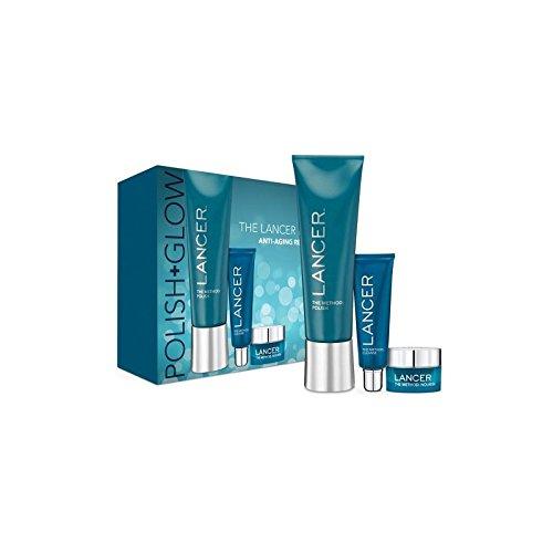 Lancer Skincare The Method: Polish & Glow (Pack of 4)