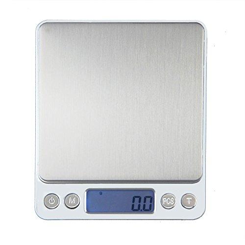 UNIWEIGH 3000g/0.1g Portable Mini Electronic Digital Food Scale Pocket Case Postal Kitchen Jewelry Weight Balance Digital Scale