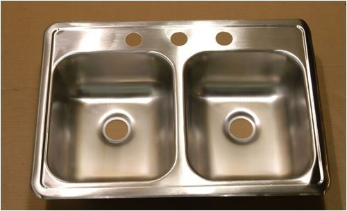 rv sink double - 2