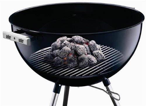 Weber Holzkohlegrill Smokey Joe Premium : Weber 7439 smokey joe kohlerost: amazon.de: garten