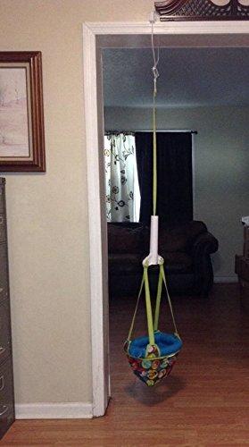 a103b9a2758b Amazon.com   Evenflo Exersaucer Door Jumper Adjustable Baby Bouncer ...