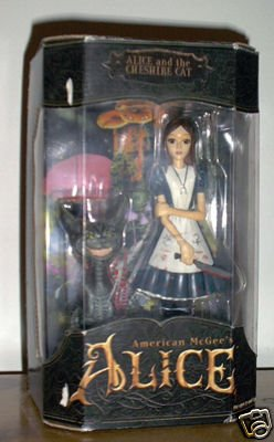 (Video Game Toys American MCGEES Alice Action Figures - Alice)