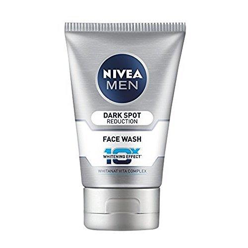 Nivea Men Advance Whitening Dark Spot Reduction Face Wash 100gm
