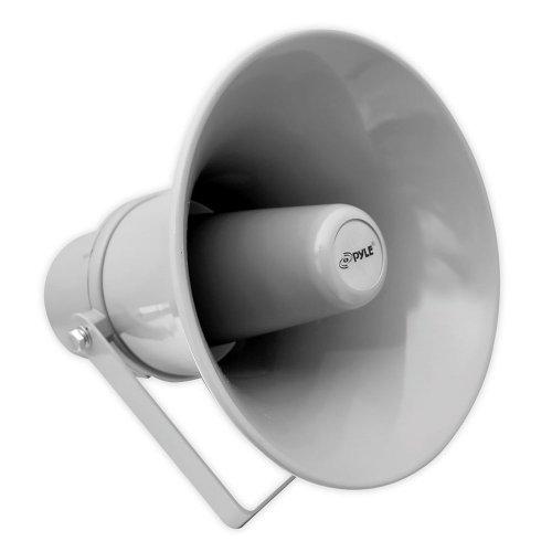 Pyle PHSP101T 9.7-Inch Indoor/Outdoor with 70 Volt 20 Watts PA Horn Speaker