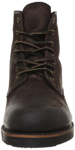 Frye Mens Arkansas Mitten Spets Boot Brun