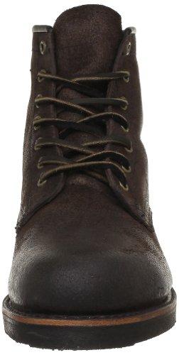Arkansas Lace Mid Boot FRYE Men's Brown Fwf5qR