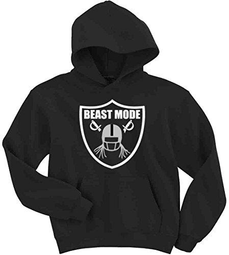 1 Adult Hooded Sweatshirt - 8