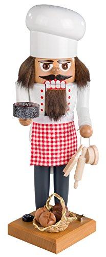 Baker Nutcracker (KWO Nutcracker Baker, 29 cm)