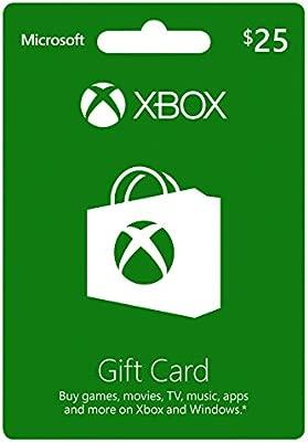 Xbox $25 Gift Card by Excel: Amazon.es: Videojuegos