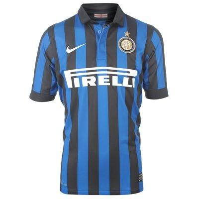 huge discount 7e9d2 12475 2011-12 Inter Milan Home Nike Football Shirt (Kids), Jerseys ...
