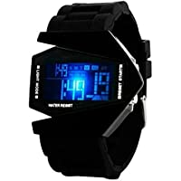 Swadesi Stuff Digital Black Dial Boy's Watch- 5696