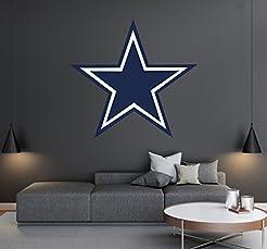 Dallas Cowboys - Football Team Logo - Wa...