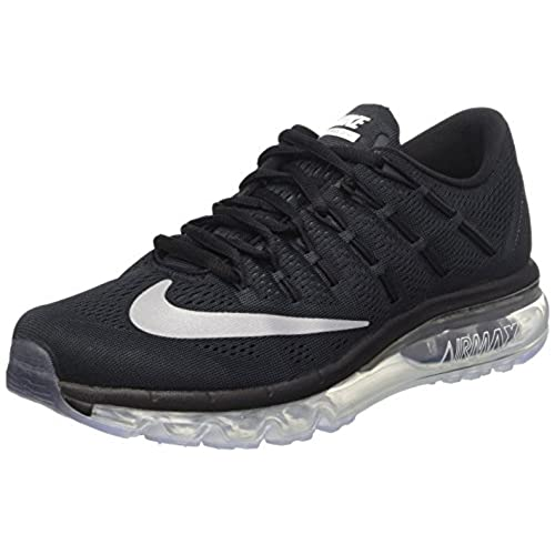 new product 5d7bd 215d0 ... new arrivals nike air max 2016 ladies running shoe black us8.5 2e43c  32be6