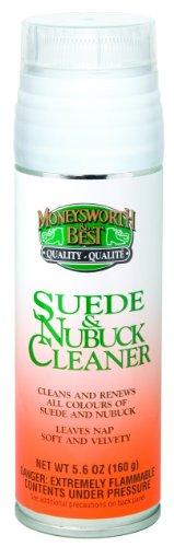 Moneysworth & Best Suede & Nubuck Cleaner, 5.6-Ounce ()