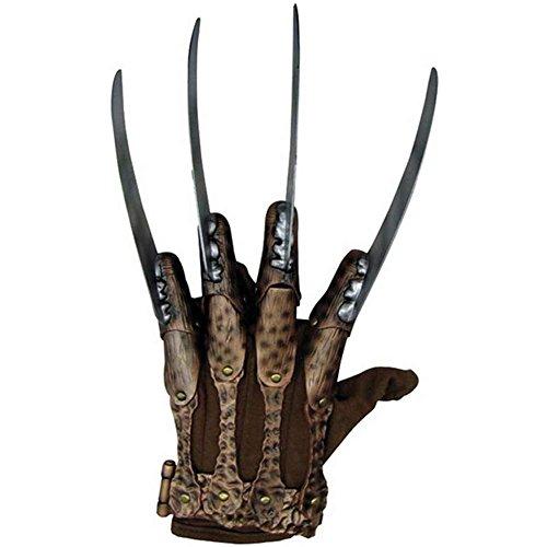Deluxe Freddy Krueger Glove Costume (Freddy Krueger Deluxe Glove)