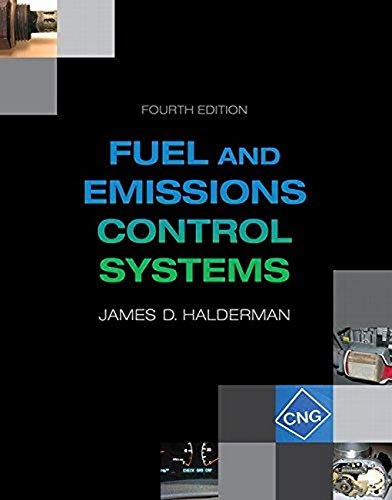 Automotive Fuel and Emissions Control Systems (4th Edition) (Automotive Systems Books)